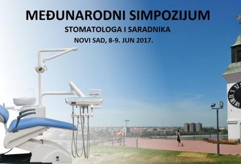 MEĐUNARODNI SIMPOZIJUM STOMATOLOGA I SARADNIKA, JUN 2017