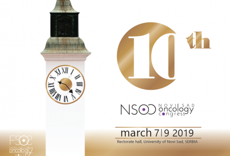 10th Novi Sad Oncology Congress, MARCH 2019