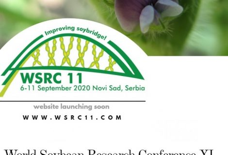 11thWorld Soybean Research Conference (WSRC11)