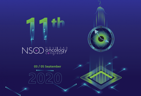 NSOC 11 – Novi Sad oncology congress / 03 till 05 September 2020