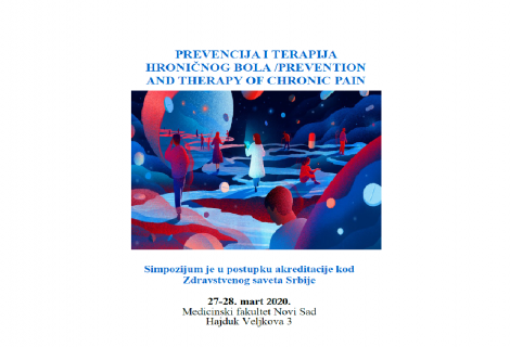 PREVENCIJA I TERAPIJA HRONIČNOG BOLA /PREVENTION AND THERAPY OF CHRONIC PAIN