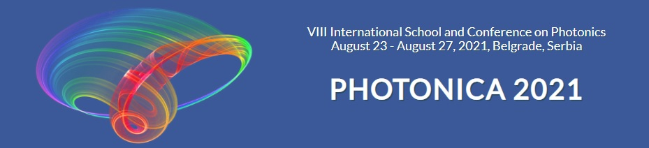 VIII International School and Conference on Photonics – PHOTONICA 2021
