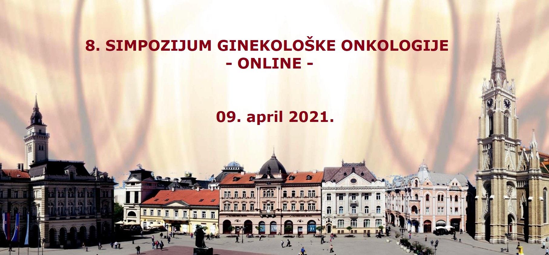 OSMI SIMPOZIJUM GINEKOLOŠKE ONKOLOGIJE 2021
