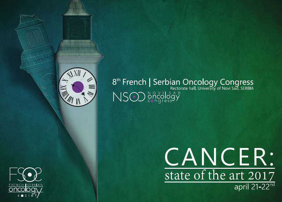 8th French | Serbian Oncology Congress, APRIL 2017